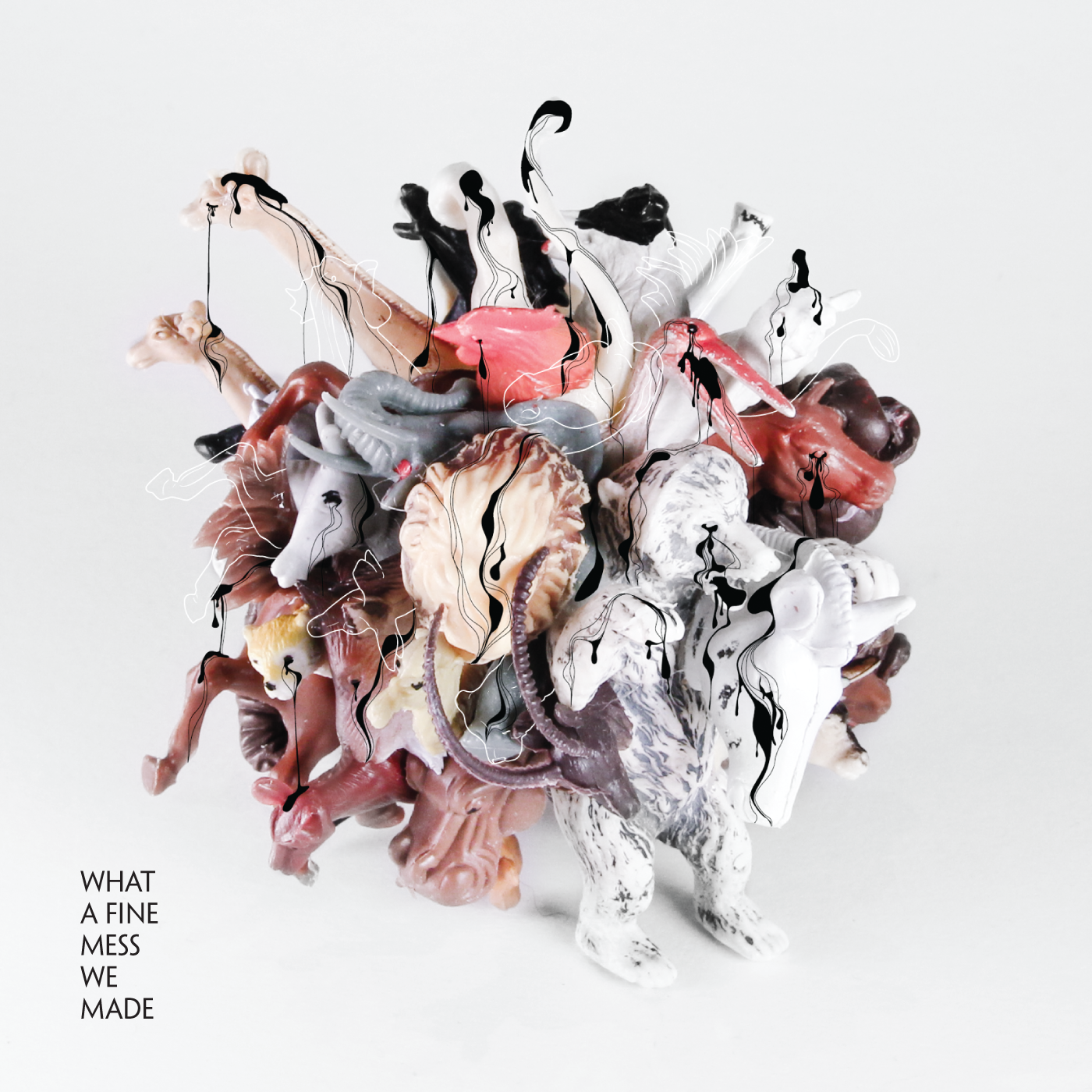 Various - What A Fine Mess We Made